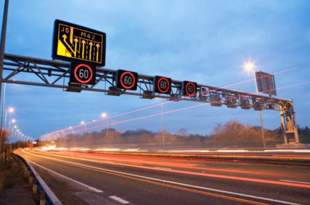 高速公路路段限速60英里 以降低氮氧化物水平