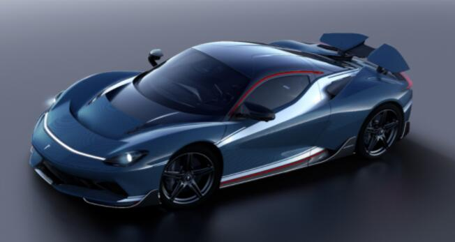 Automobili印记为Battista提供定制设计服务